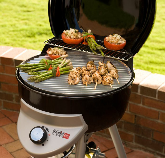 ... Char Broil Patio Bistro Manual By Char Broil Tru Infrared Patio Bistro  240 Electric Grill ...