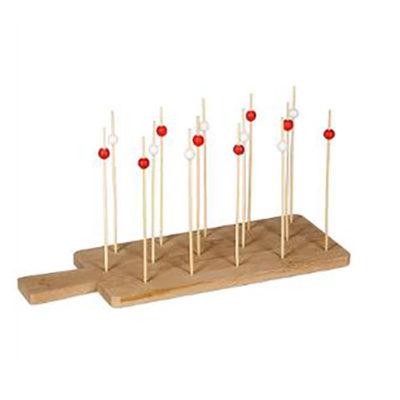 Tabla Pinchos bambú