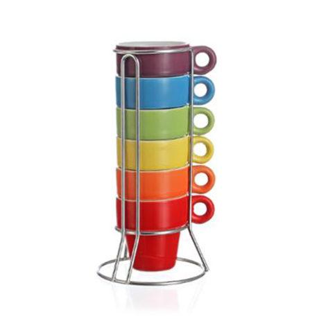 Taza café colores