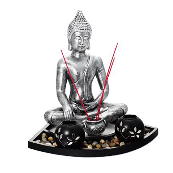 Buda portaincienso